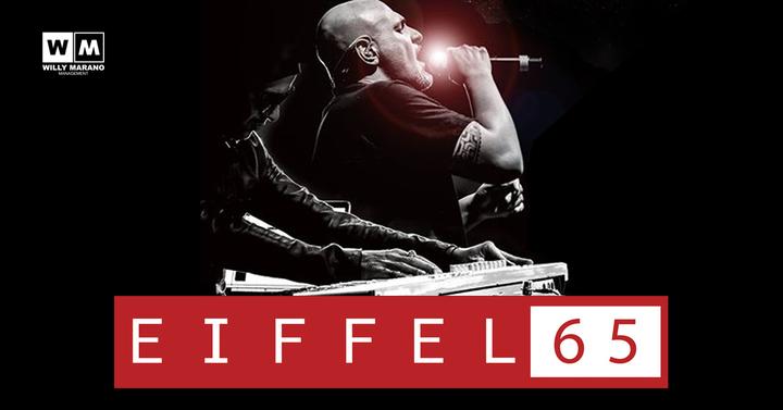 Willy Marano @ VOX CLUB - EIFFEL 65 - Nonantola, Italy