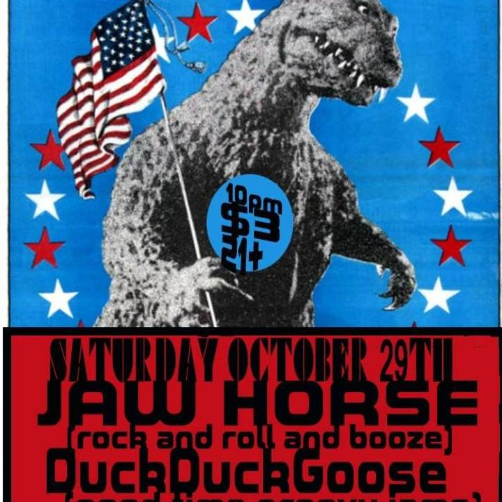 Jaw Horse Tour Dates