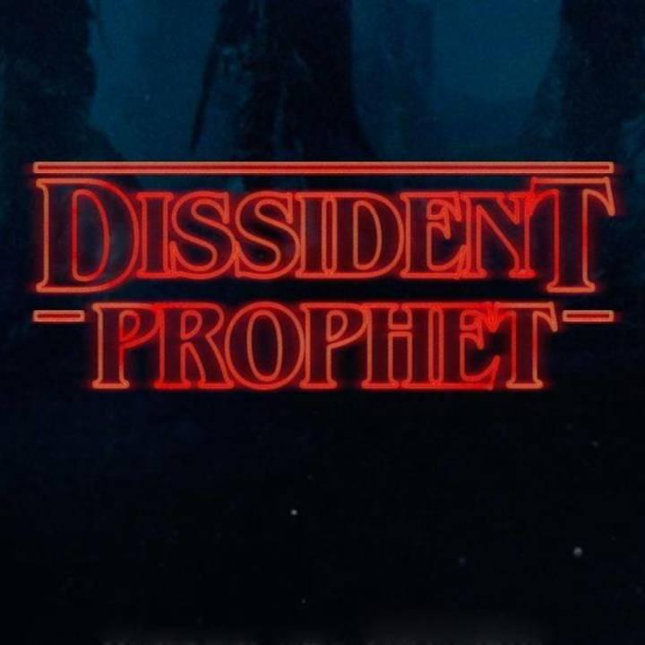 Dissident Prophet Tour Dates