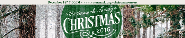 Phil Wickham @ 2016 Christmas Tour w/ Shane & Shane @ Watermark Church - Dallas, TX