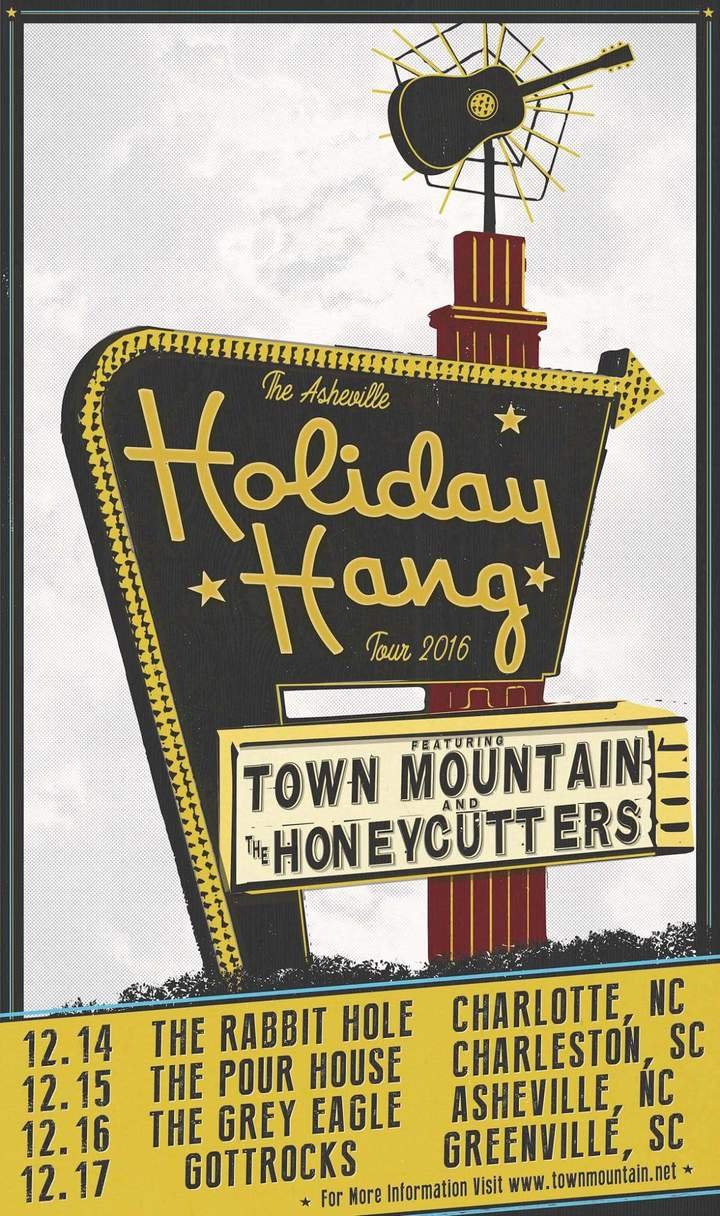 the Honeycutters @ The Pour House - Charleston, SC