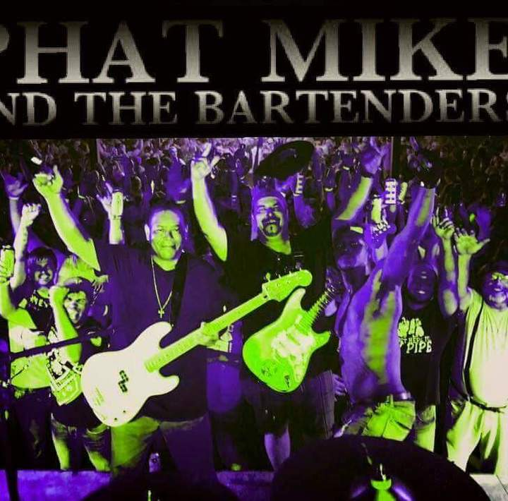 Phat Mike and the Bartenders @ Corn Belt Energy - Bloomington, IL