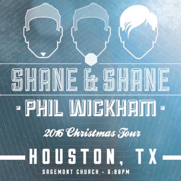 Micah Tyler @ SHANE & SHANE / PHIL WICKHAM CHRISTMAS TOUR / Sagemont Church - Houston, TX