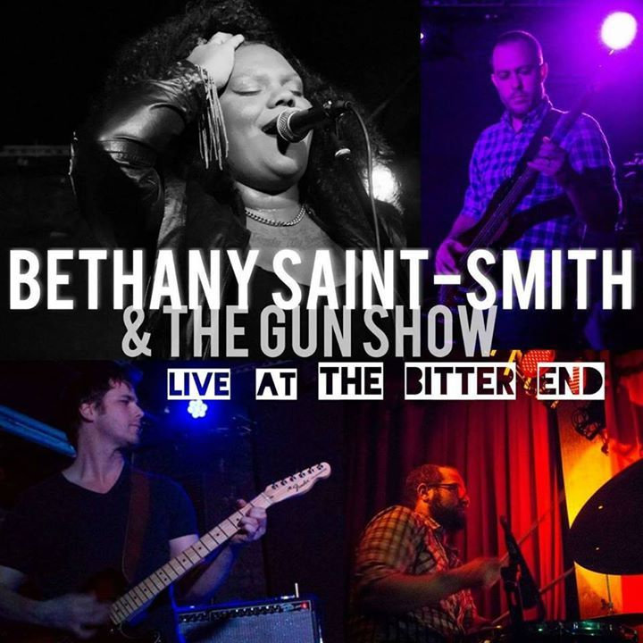 Bethany Saint-Smith & The Gun Show Tour Dates