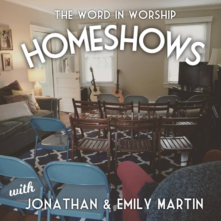 Jonathan and Emily Martin @ HOMESHOW - Columbia, SC