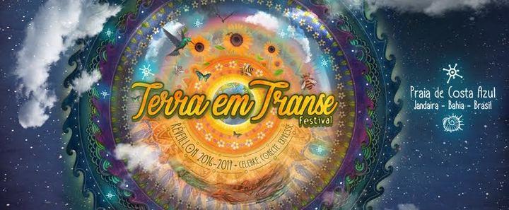 Caious @ Terra Em Transe Festival #3 - Bahia, Brazil