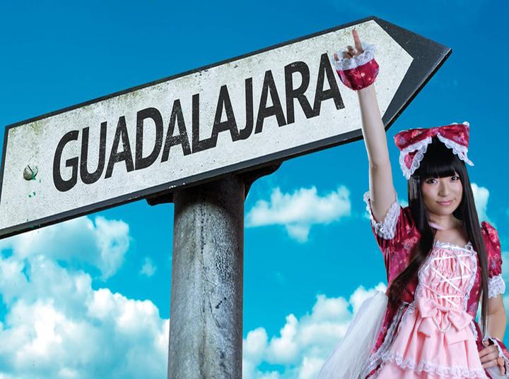 Chii Sakurabi @ recinto ferial guadalajara - Guadalajara, Mexico