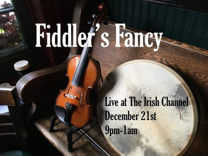 Fiddler's Fancy @ The Irish Channel - Washington, DC