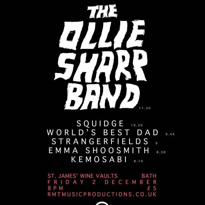 Ollie Sharp @ St James Wine Vaults - Bath, United Kingdom