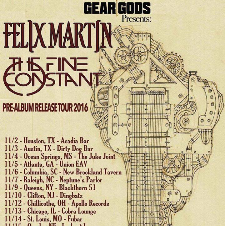 Kilian Duarte Tour Dates