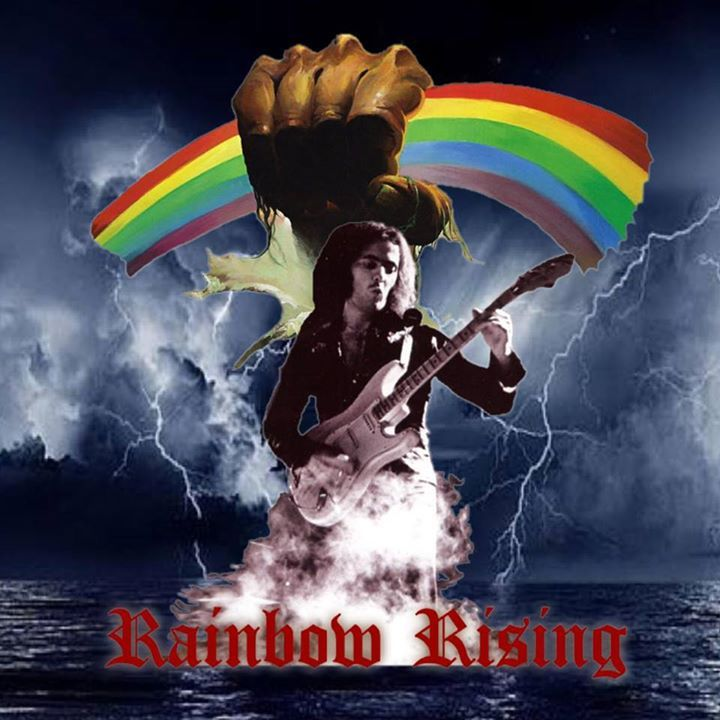 Rainbow Rising @ O2 Acadamy 2 - Sheffield, United Kingdom