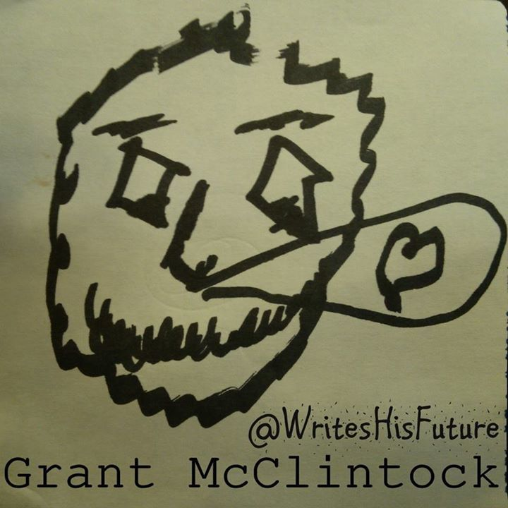 GrantMcClintockWritesHisOwnFuture Tour Dates