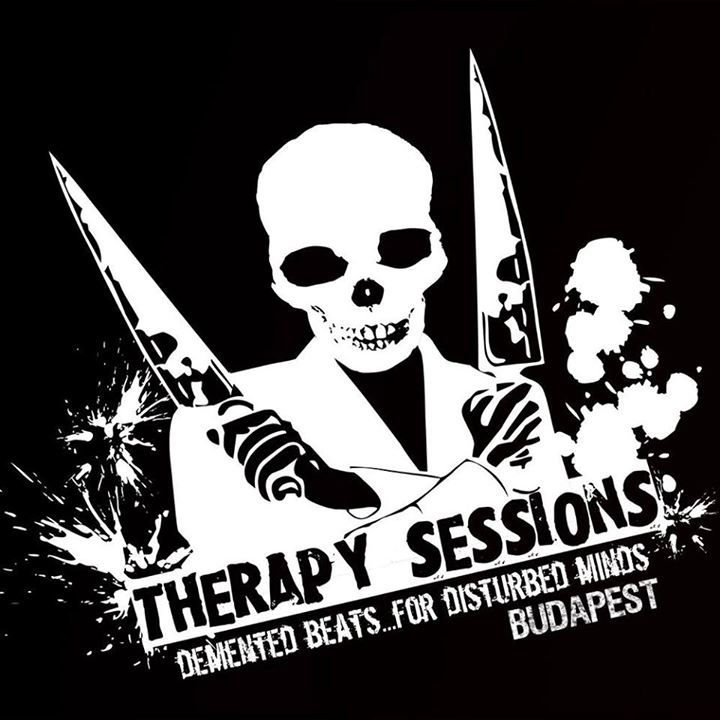 Therapy Sessions Budapest Tour Dates