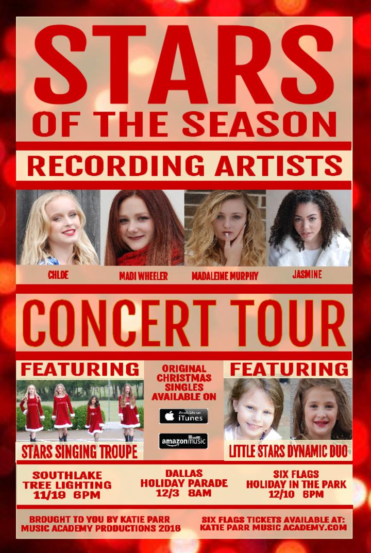 Katie Parr Music Academy @ Dallas Holiday Parade - Dallas, TX