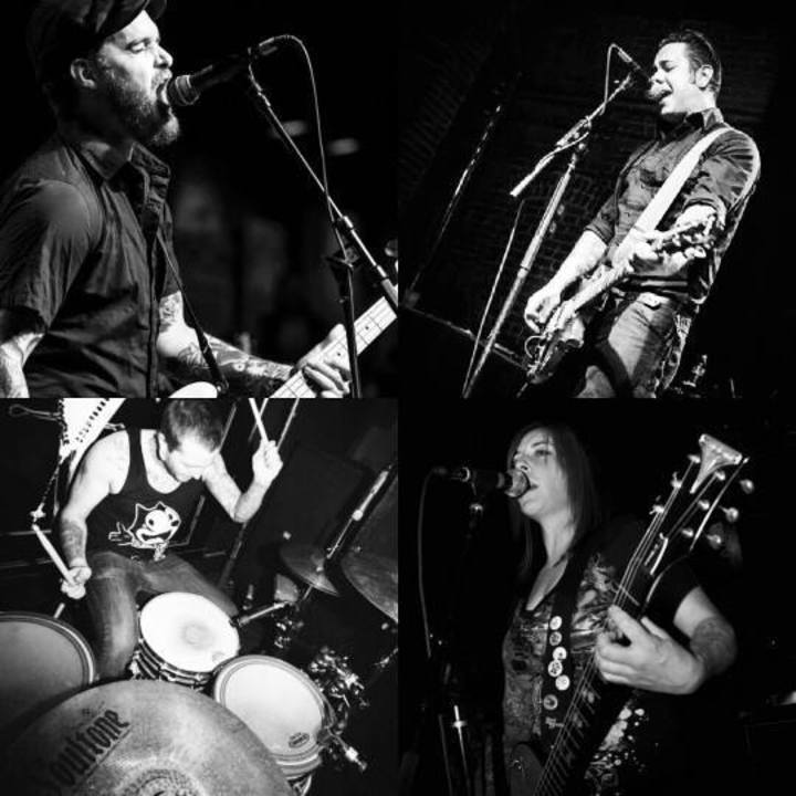 The Blackeyed Saints Tour Dates