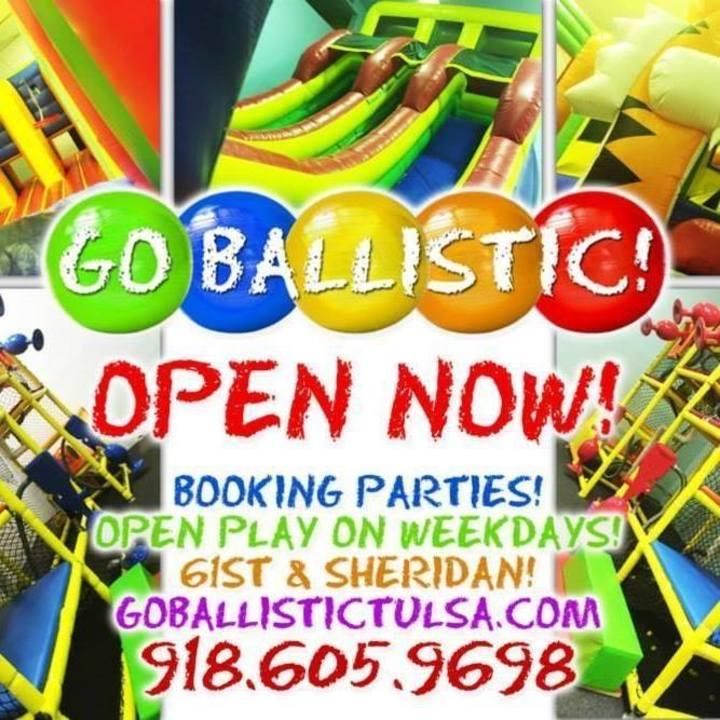 Go Ballistic Tour Dates