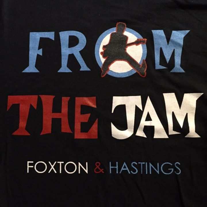 From The Jam @ THE LIVE ROOMS - Chester, United Kingdom