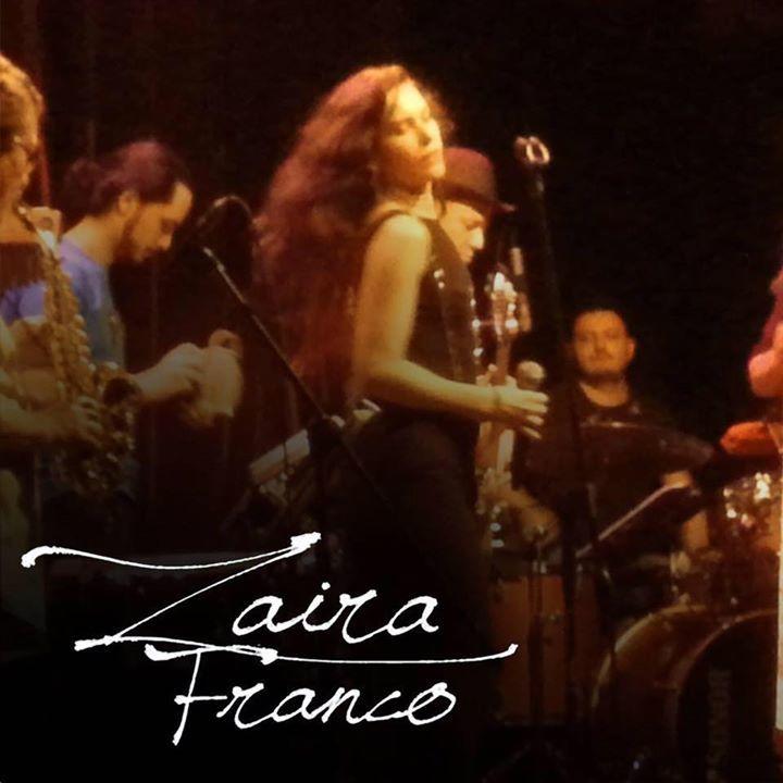Zaira Franco Tour Dates