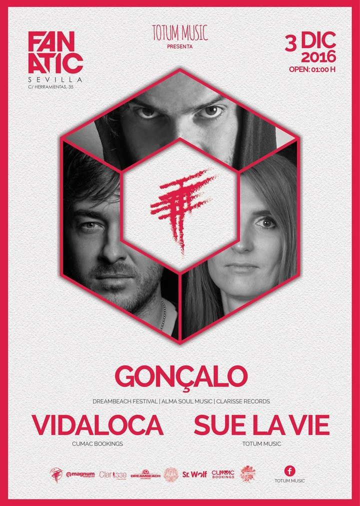 Goncalo @ Fanatic - Sevilla, Spain