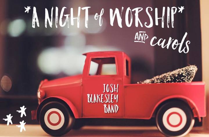Josh Blakesley Band @ St. Rose of Lima Roman Catholic Church - Newtown, CT