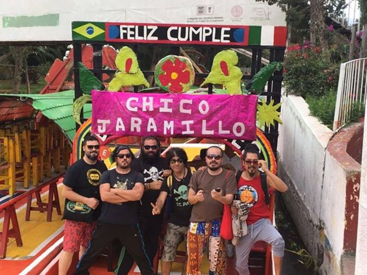 Chico Trujillo Tour Dates