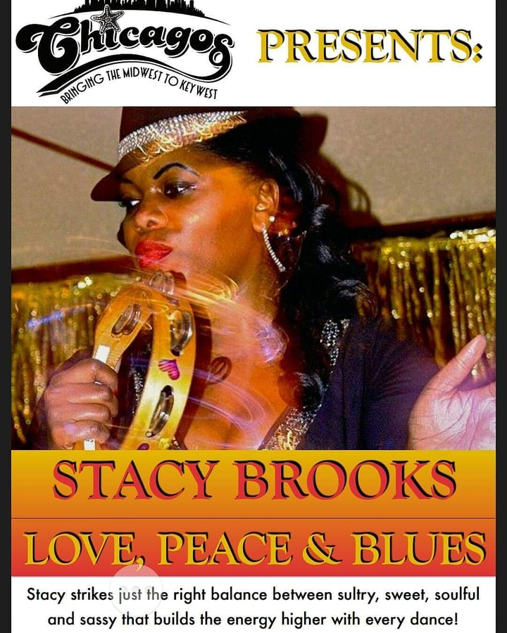 Stacy Brooks Music @ Chicago's - Key West, FL