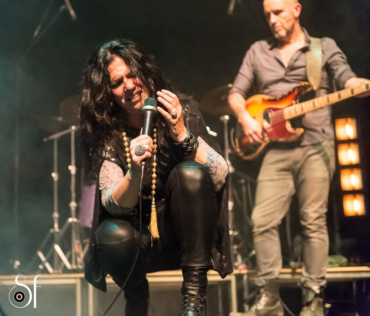 Sari Schorr @ Bristol Jazz & Blues Fest, Colston Hall - Bristol, United Kingdom