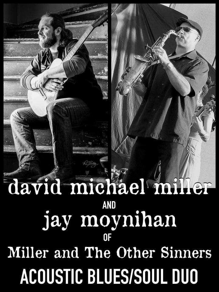 David Michael Miller @ Hotel Crittenden - Coudersport, PA