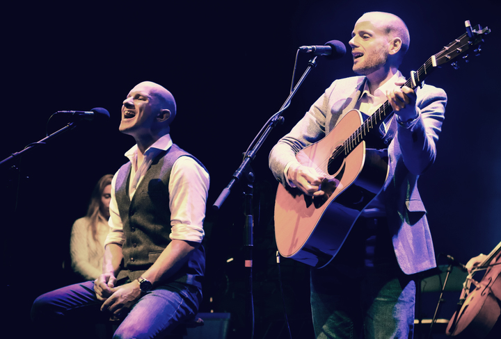 Simon & Garfunkel by Bookends @ The Players Theatre - Thame, United Kingdom