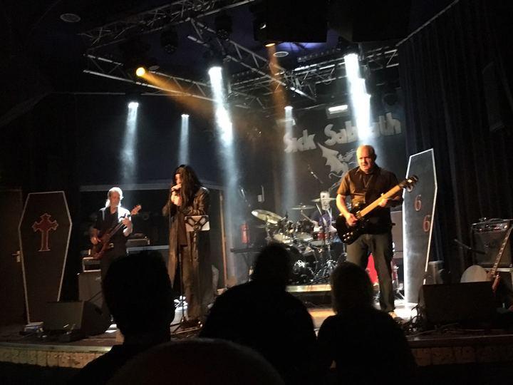 Sick Sabbath @ WPC Nederland 3 - Wateringen, Netherlands
