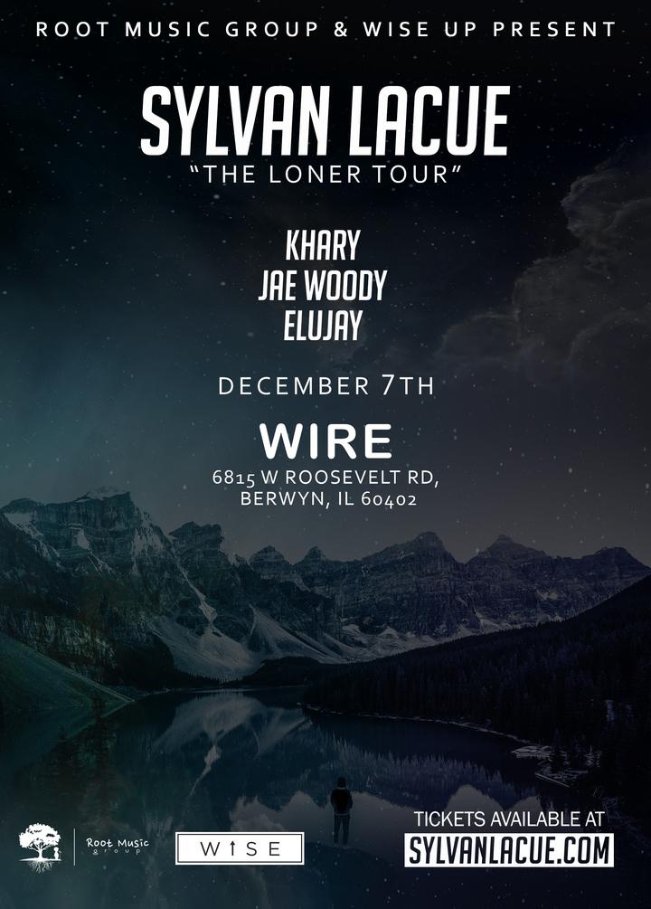Jae Woody @ Wire - Berwyn, IL