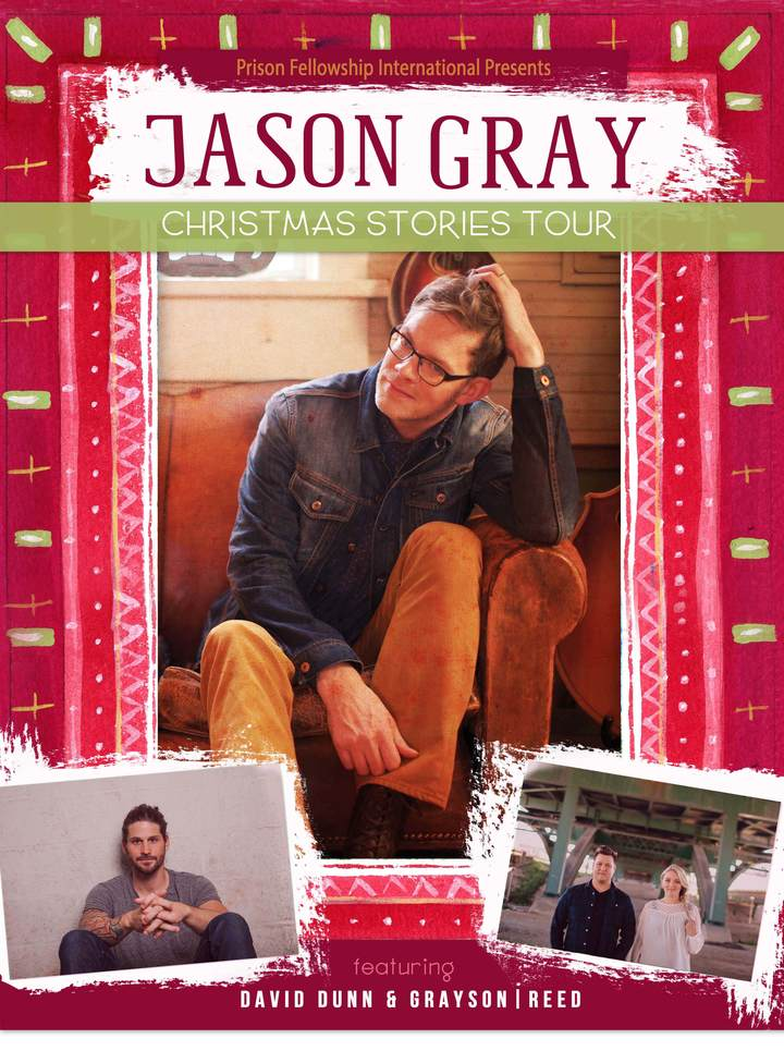 Jason Gray @ Forest Hills Baptist Church - Nashville, TN
