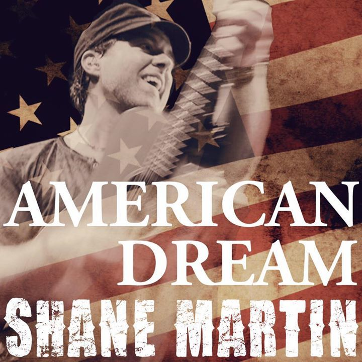 Shane Martin Tour Dates