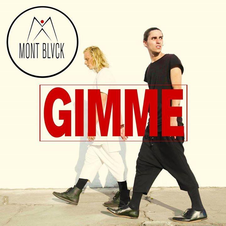 Mont Blvck Tour Dates