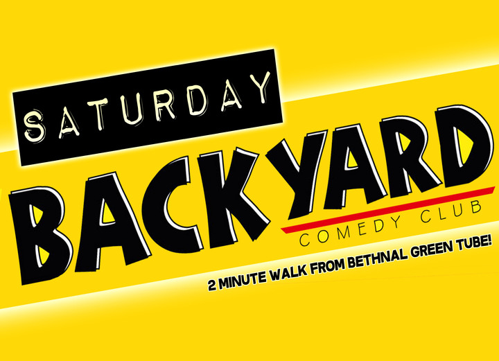 Carl Donnelly @ Backyard Comedy Club - London, United Kingdom
