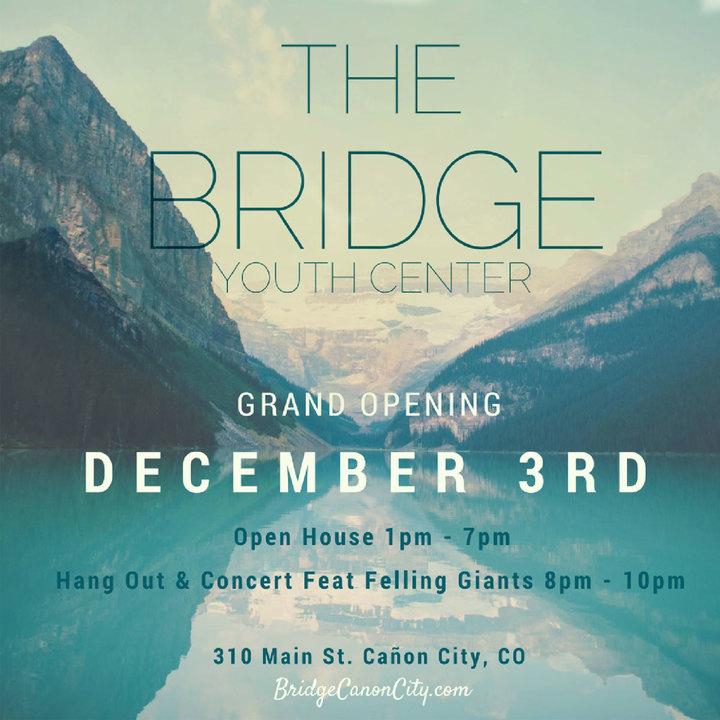 Felling Giants @ The Bridge - Canon City, CO