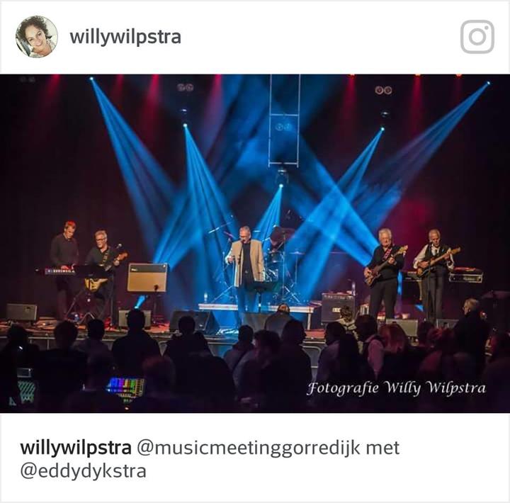 Eddy Dykstra @ muziekcentrum Schaaf - Leeuwarden, Netherlands