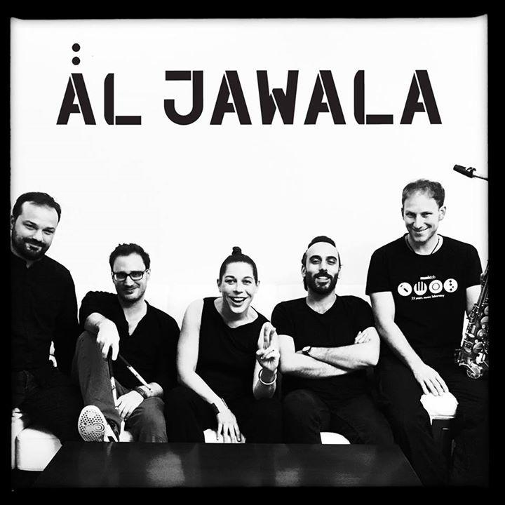 Al Jawala @ ClubCann - Stuttgart, Germany