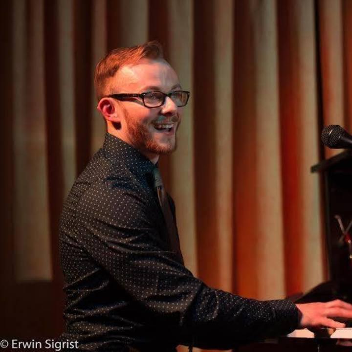 Chase Garrett - Boogie Woogie, Blues & Swing Pianist Tour Dates