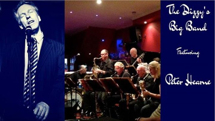 Peter Hearne with The Dizzy's Big Band Tour Dates
