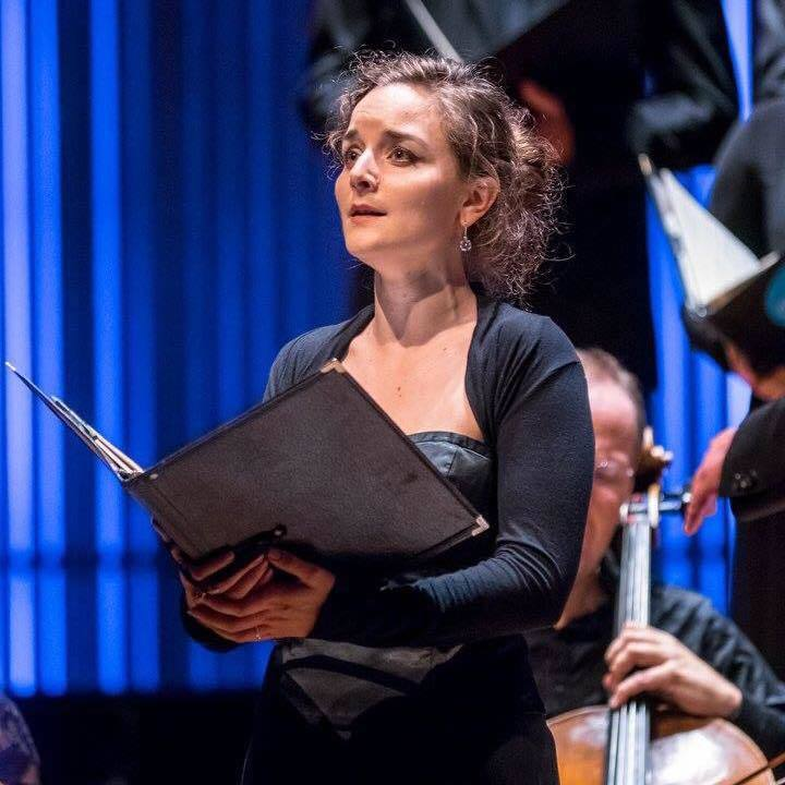 Lucie Chartin soprano @ Theater - Alkmaar, Netherlands
