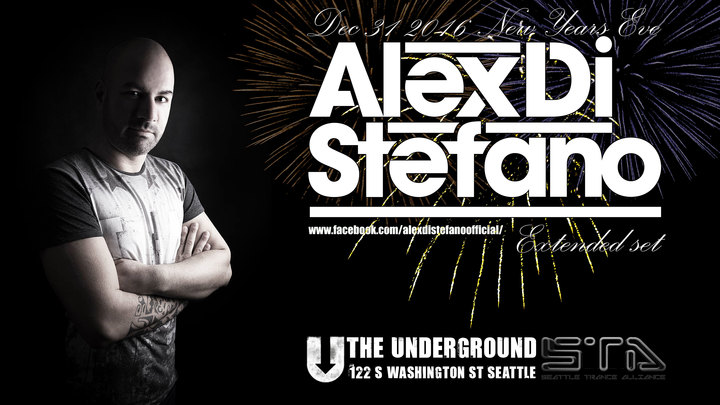Alex Di Stefano @ The Underground - Seattle, WA
