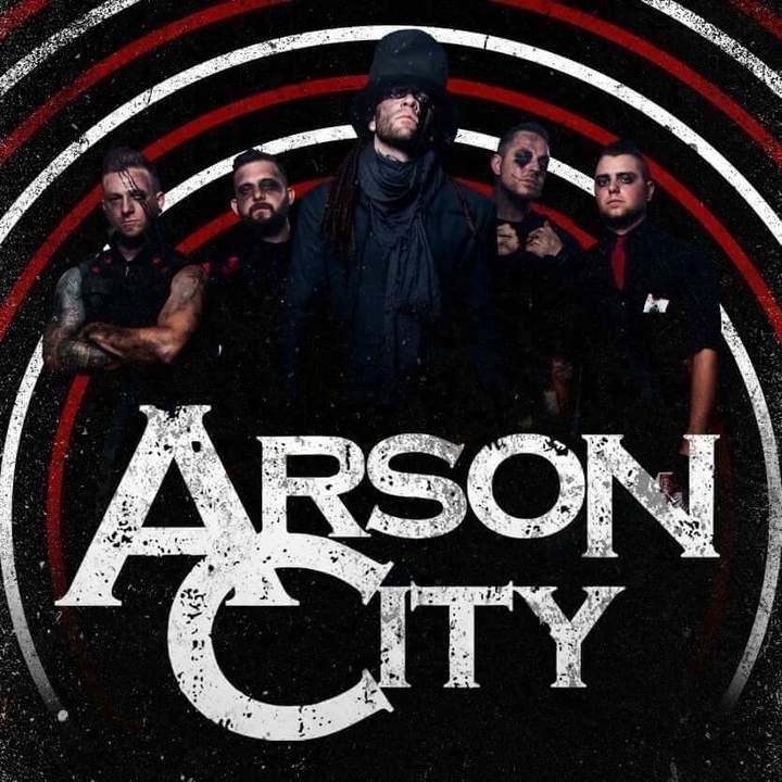 Arson City Tour Dates