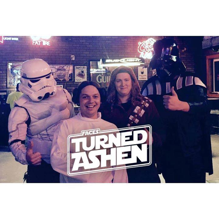 Faces Turned Ashen Tour Dates
