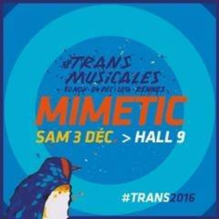 Mimetic @ Trans Musicales - Rennes, France