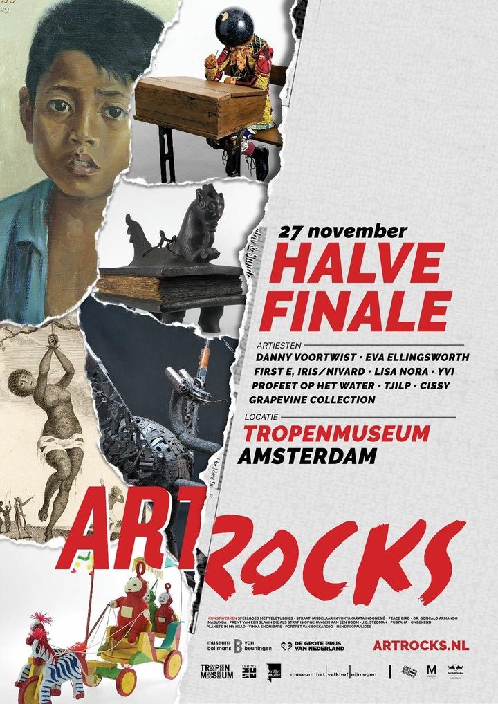 Lisa Nora @ Tropenmuseum  - Amsterdam, Netherlands