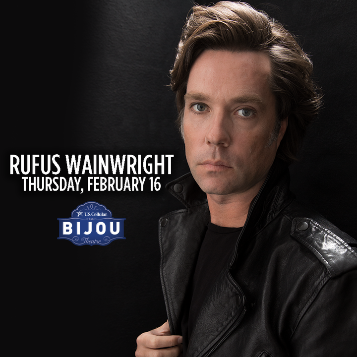 Rufus Wainwright @ Bijou Theatre - Knoxville, TN