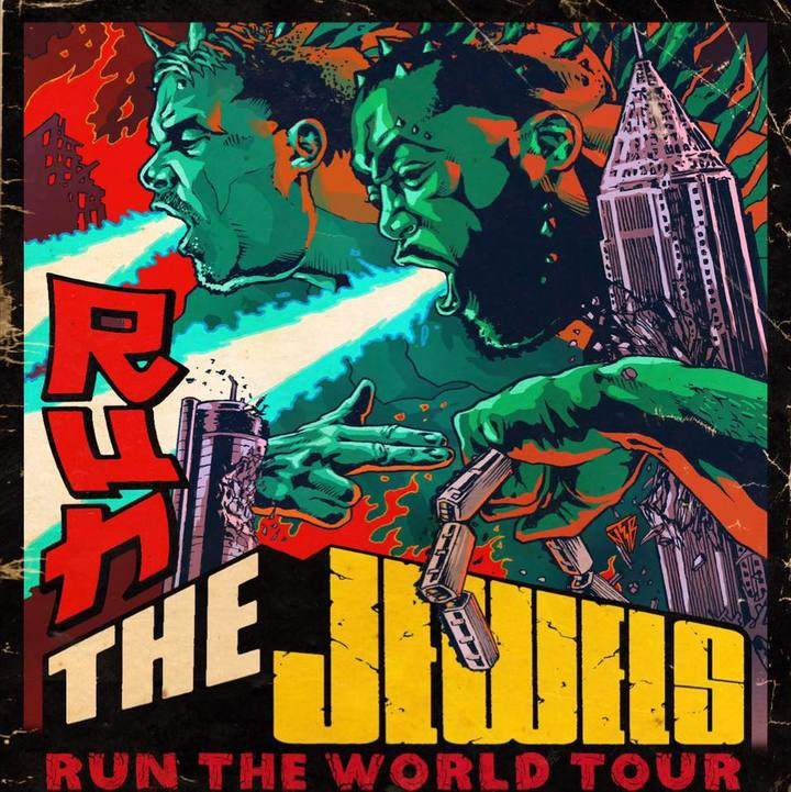 Run The Jewels @ Fox Theater - Oakland, CA