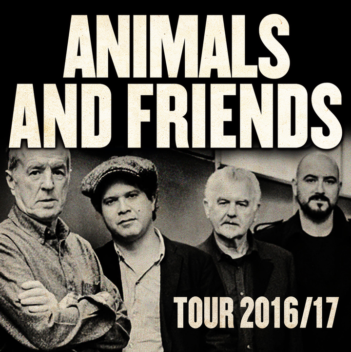 Animals and Friends @ Landskron Kulturbrauerei - Görlitz, Germany