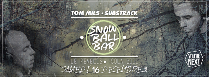 You're Next Records @ Snow Ball Bar - Isola, France
